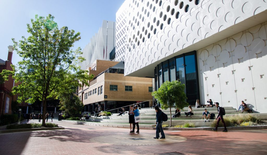 Photo of Swinburne Campus