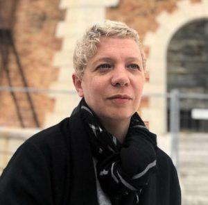 Portrait of Petra Gemeinboeck